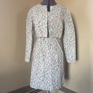 Vintage Homemade Dress and Jacket